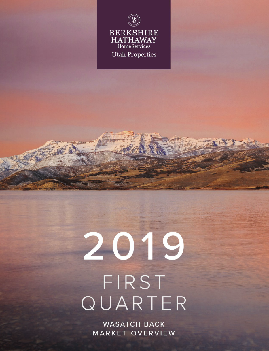 2019 1st Quarter Market Report