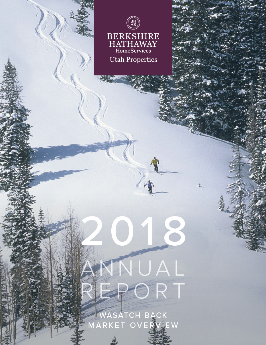 2018 Market Report Park City