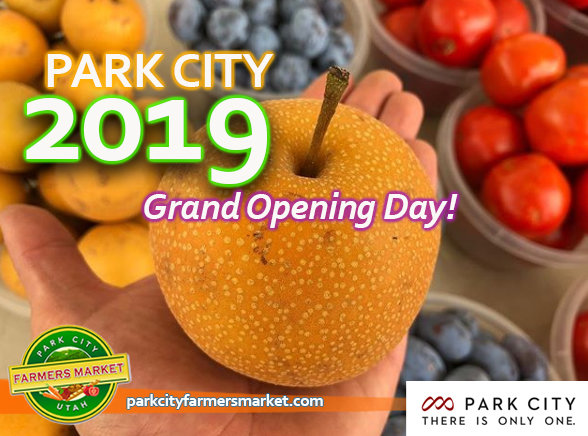 Park City 2019 Farmers Market