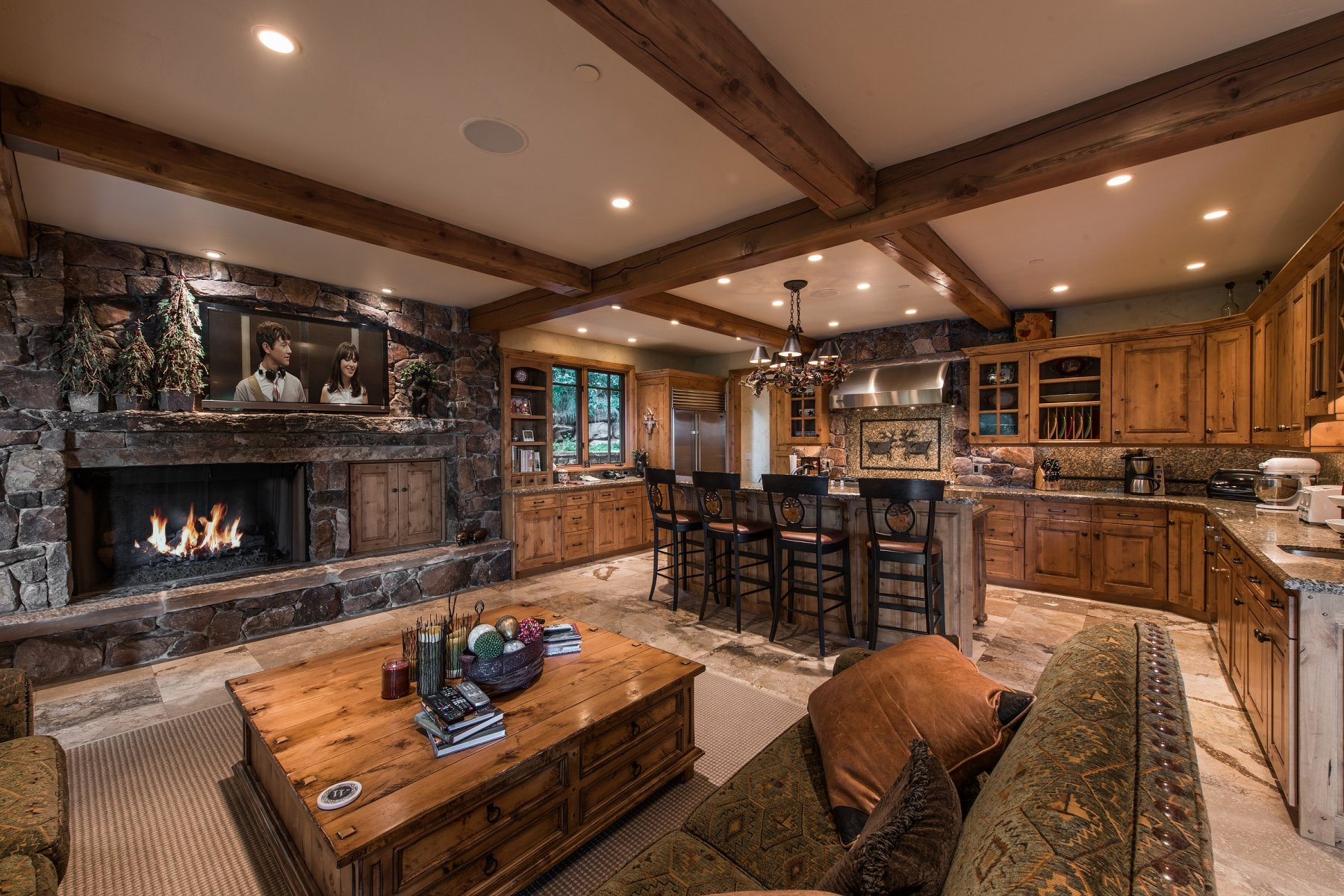 Ski home in Deer Crest